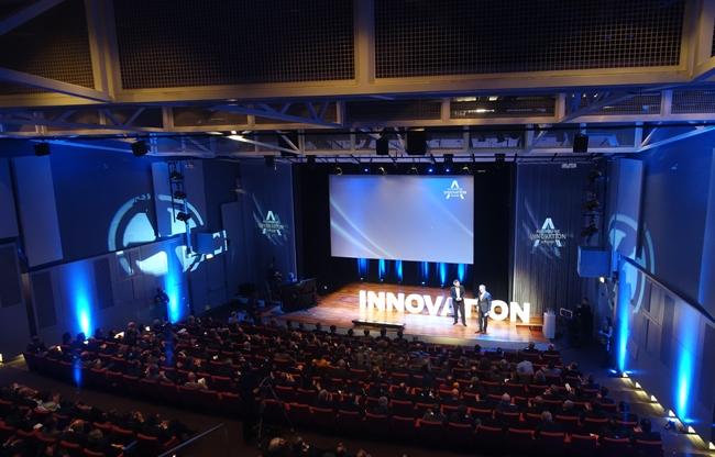 Evoluon Iconic Venue Eindhoven: Let's Impress!
