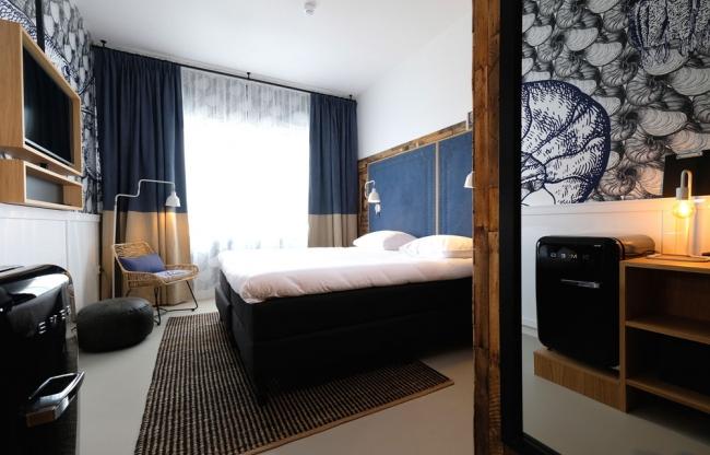 Tweepersoonskamer Apollo Hotel Vinkeveen