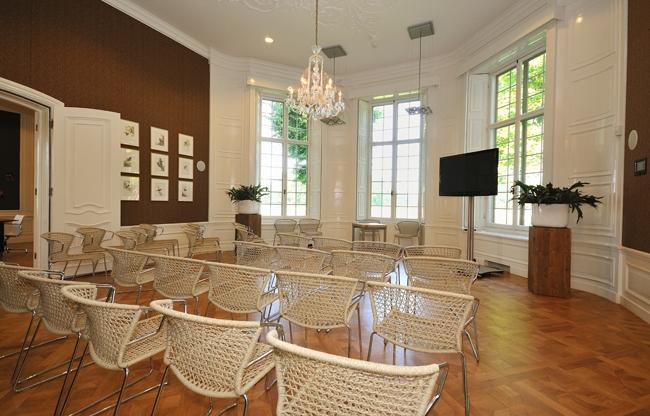 Landgoed de Salentein, een passende sfeer voor je bijeenkomst