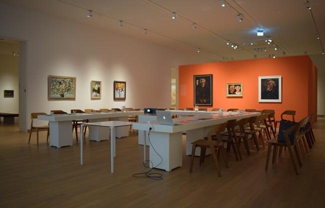 Vergadering Museum MORE in Gorssel
