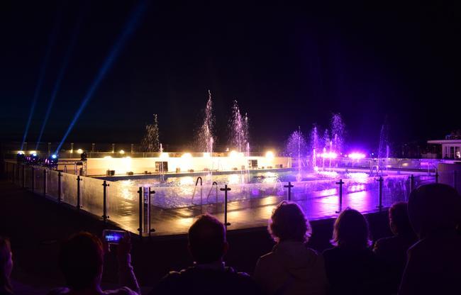 Van watershows tot wielerrondes: JG Sound & Vision scoort op de grote podia