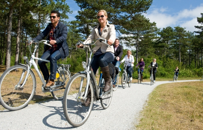 Island Events by WestCord Hotels - fietsen