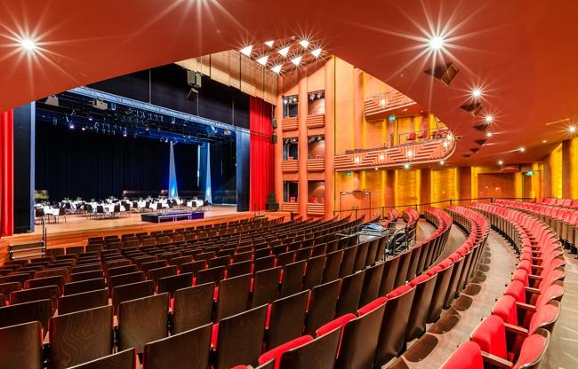 Theater de Spiegel - Foto: Hans van Eijsden