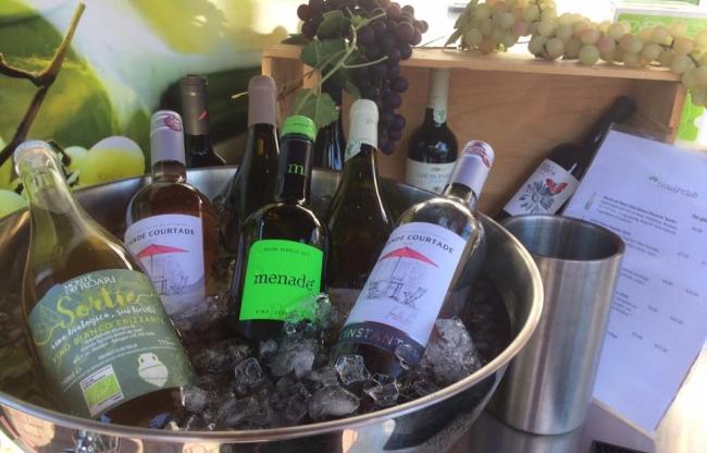 Zomerse wijnen