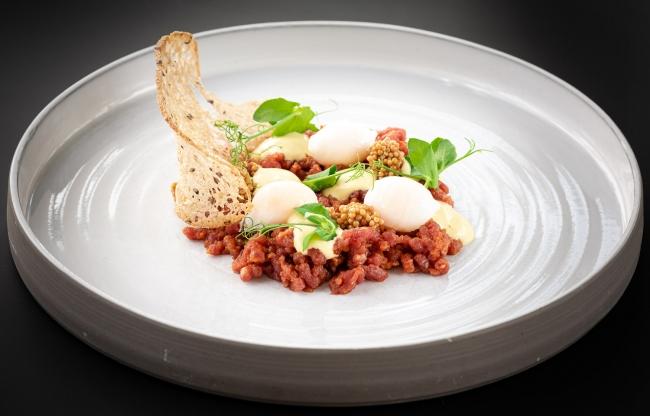 Culinair genieten in restaurant De Tuin van de Barones