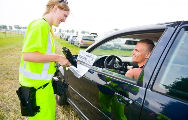 Gastvrije parkeerbegeleiders