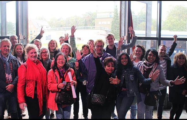Deelnemers Congresregio Twente