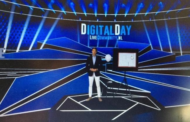 2800 deelnemers ingelogd tijdens DigitalDay!