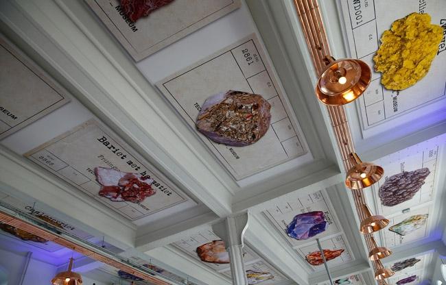 Detail Mekelzaal