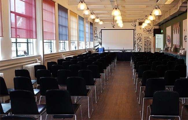 Royal Delft vergaderen