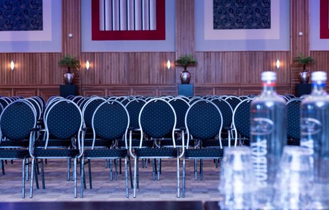 Zakelijke bijeenkomsten perfect geregeld