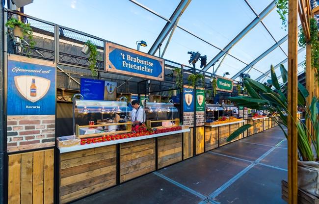 Hutten verzorgt culinaire invulling jubileumfeest Bavaria300!
