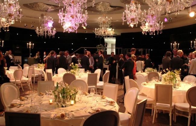 Diner Concertgebouw Koorzaal