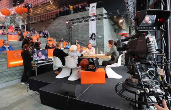 Dutch Media Week goes hybride
