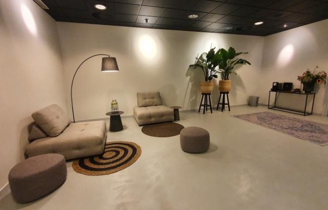 Nieuwe vergaderzaal Holiday Inn Leiden / ECC Leiden