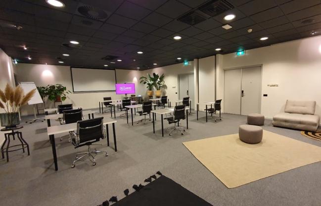 ECC Leiden: sprankelend, verrassend en fonkelnieuw