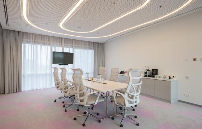 Boardroom 'Quartz'