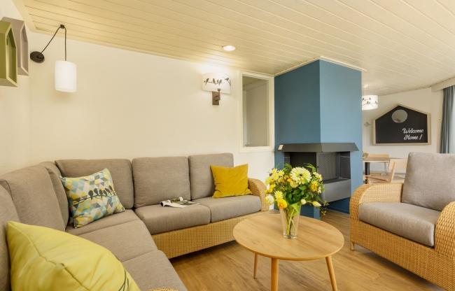 Vernieuwde Comfort cottage bij Center Parcs De Eemhof