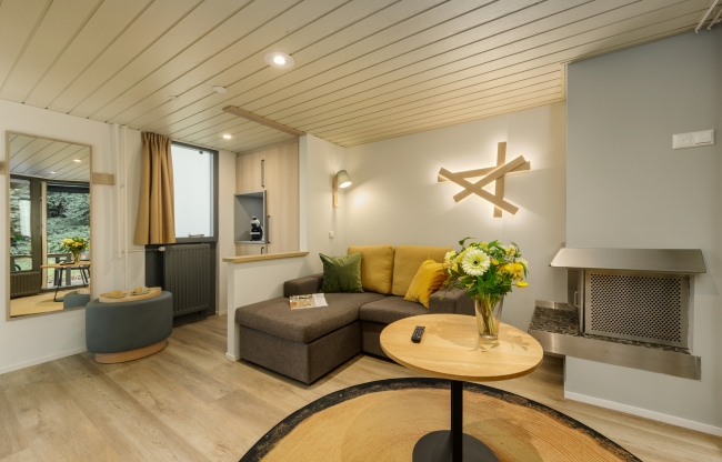 Vernieuwd Appartement bij Center Parcs De Eemhof