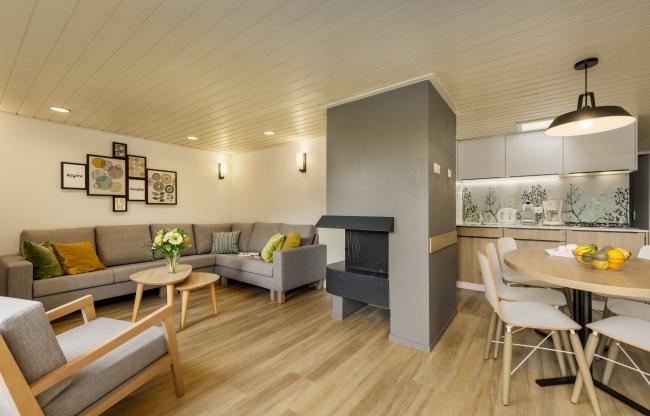 Vernieuwde Premium cottage bij Center Parcs De Eemhof