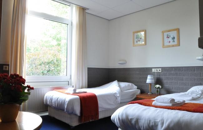 Overnachten in 70 kamers