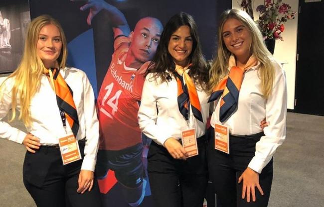 EK Volleybal Ahoy 2019