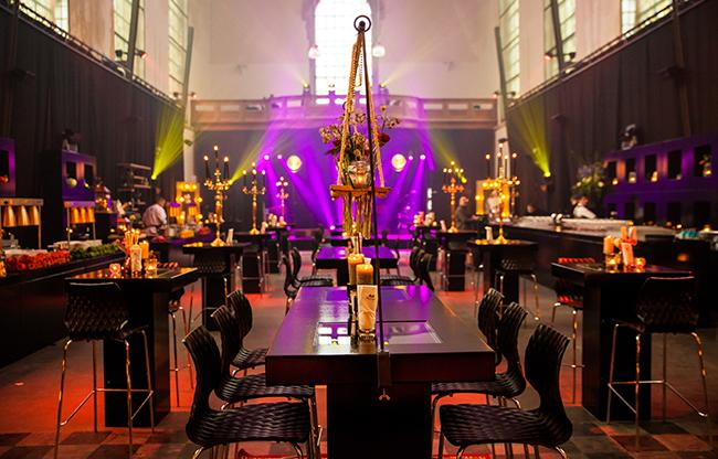 Event Management Group floreert in hospitality