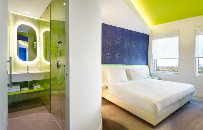 De perfecte nachtrust in onze kleurrijke kamers