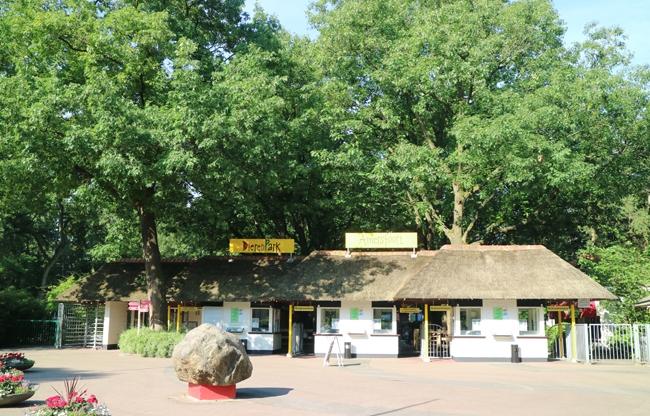 Geen ontsnappen aan Dierenpark Amersfoort