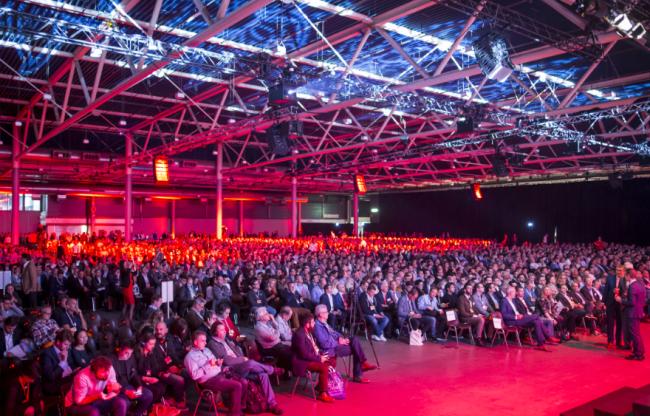 Event & Exhibition Centre Jaarbeurs Utrecht beurs evenement