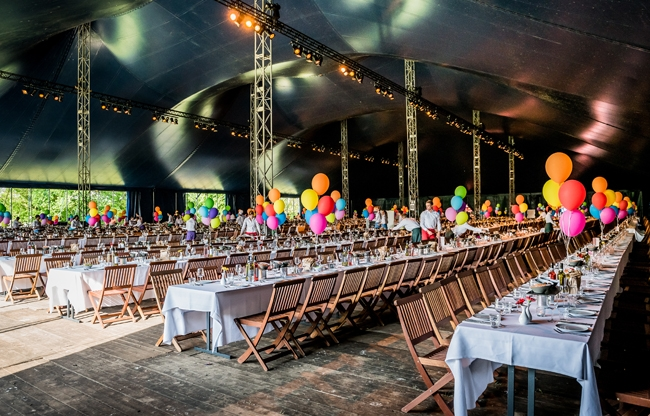 Evenement op Papendal