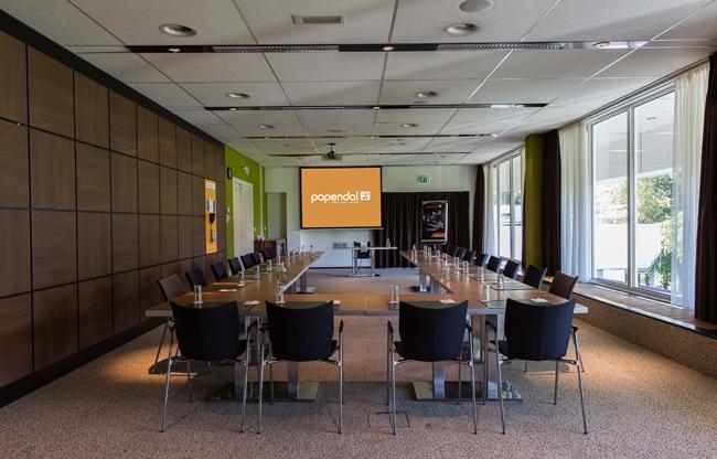 Conferentiezaal op Papendal