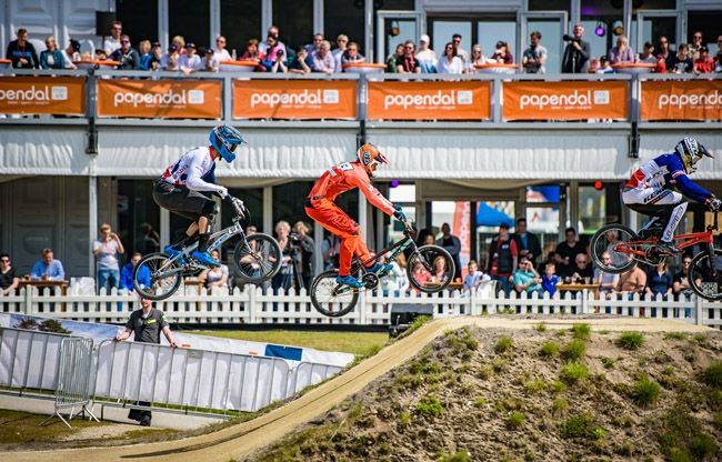 Papendal BMX Supercross Worldcup