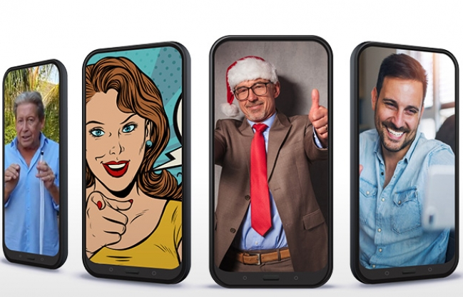 De 100% virtuele Nieuwjaarsspeech; de Kickoff Carrousel