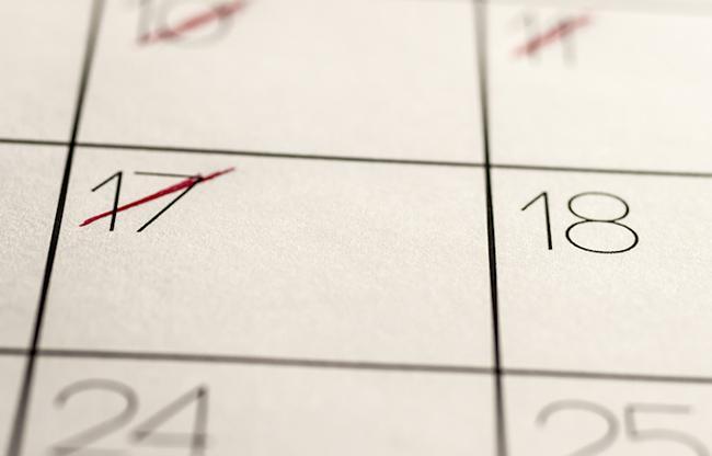 De ideale tijdsplanning voor de entree van jouw evenement