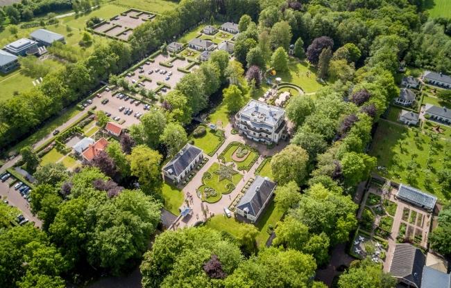 17e-eeuws landgoed Kasteel De Vanenburg