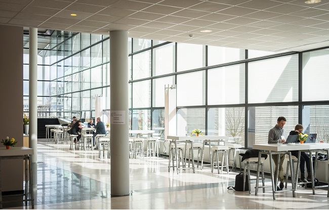 Willem Burger Foyer