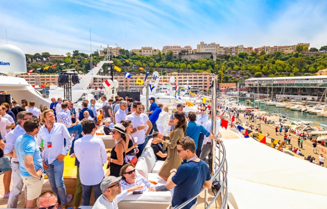 Formule 1 event fotograaf Monaco