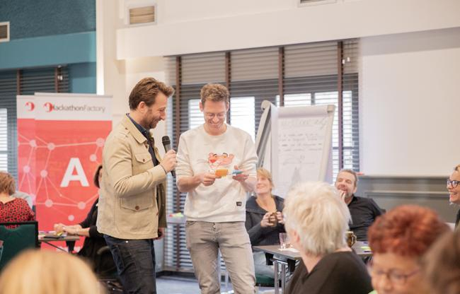 Carlton President host tweedaagse hackathon