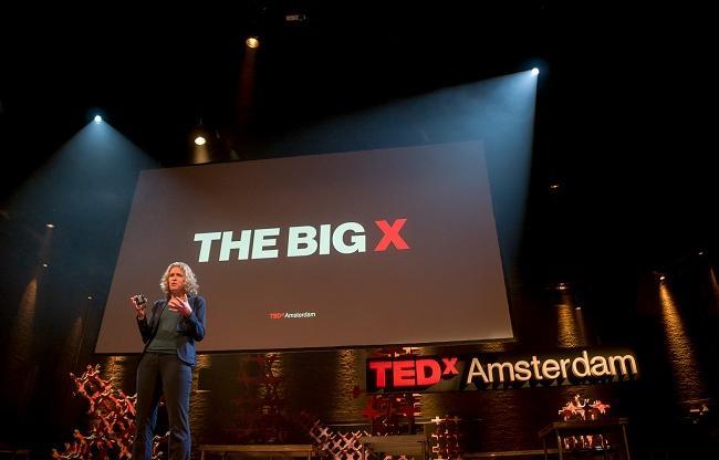 10e editie TEDx Amsterdam - Ideas Worth Spreading
