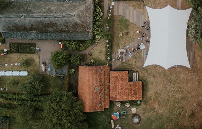 Uit je dak met Epic Shelters