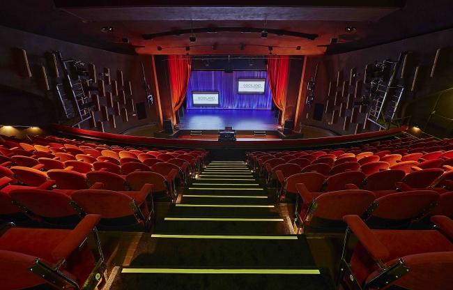 Theaterzaal Gooiland Midden Nederland