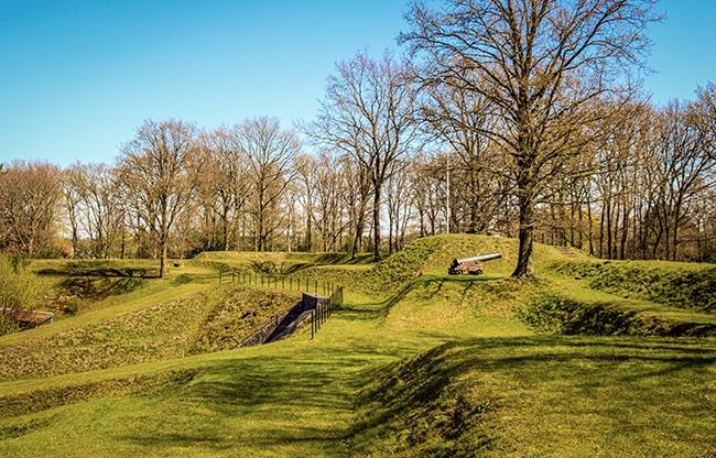 Fort Fier, het verborgen pareltje van het Gooi