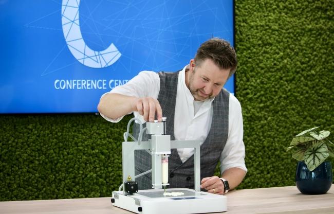 3D - Foodprinter