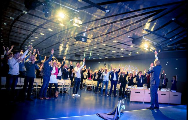 SLiM! show inspireert deelnemers