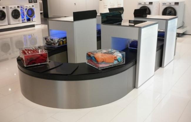 Bagageband voor originele product presentaties