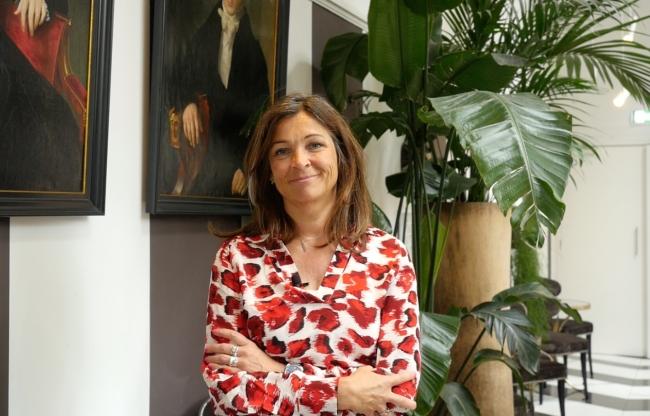 Claudia van den Berg, Boutiquehotel Staats