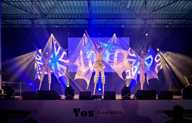 Welcome #IMAGINE VosLogistics100