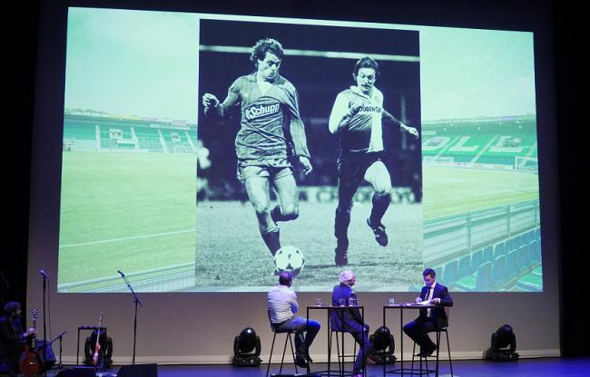 Hybride event: samenspel tussen Zwolse theaters en PEC Zwolle