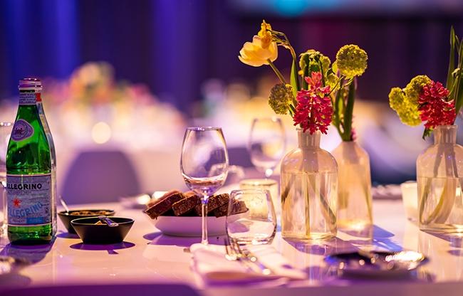 Diner mogelijkheden LaVie Catering